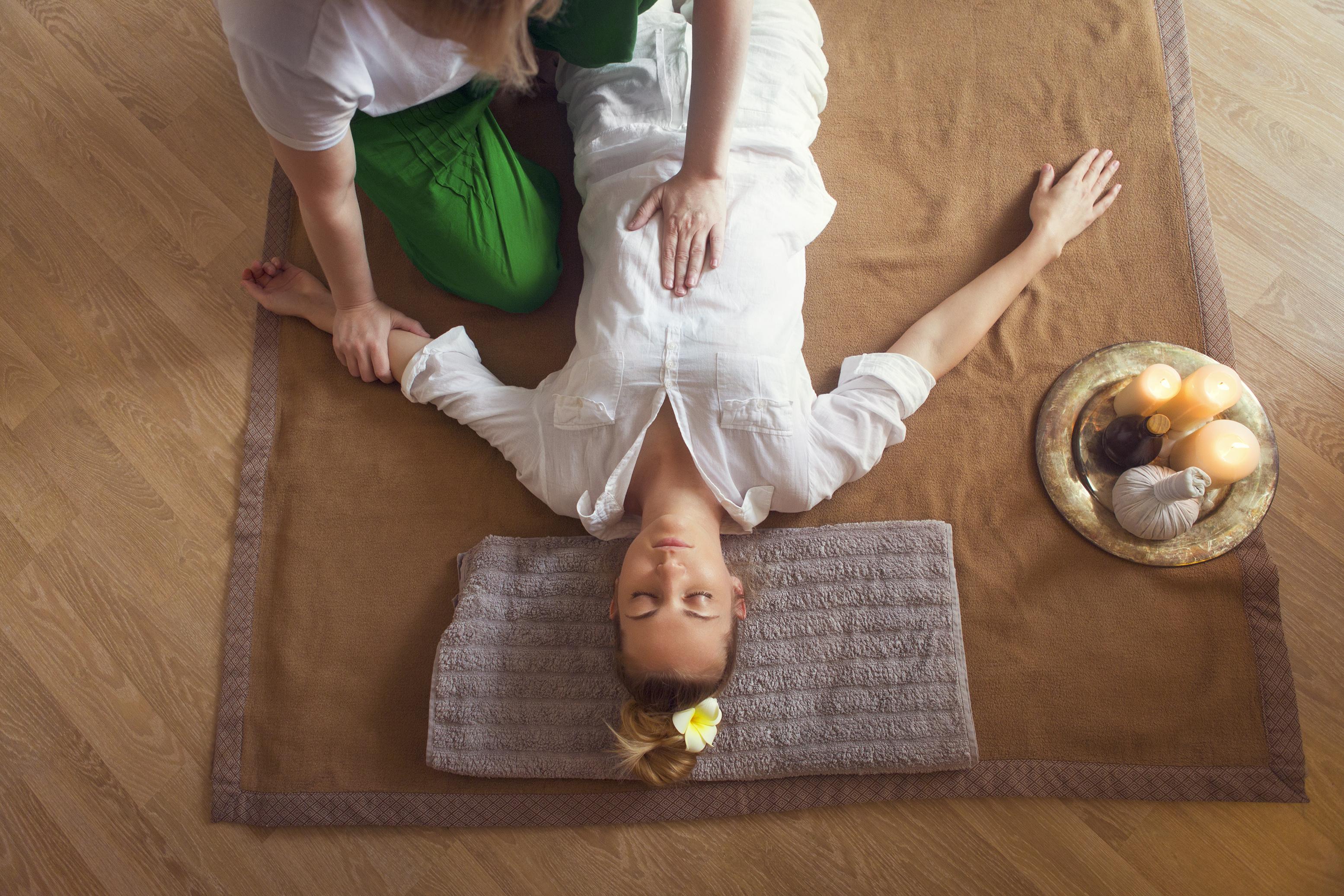 YogHappiness Massage